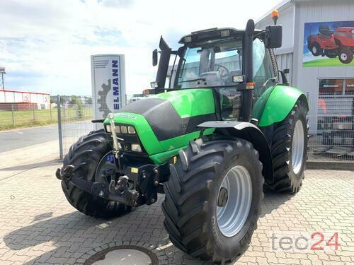 Deutz-Fahr Agrotron M 640 Bouwjaar 2012 4 WD