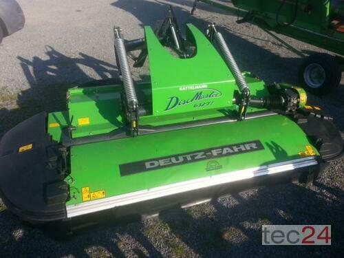 Deutz-Fahr DiscMaster 632 FT