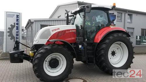Steyr 6160 Cvt Year of Build 2013 4WD