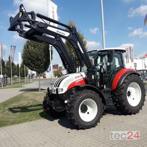 Steyr 4095 Frontlastare Årsmodell 2018