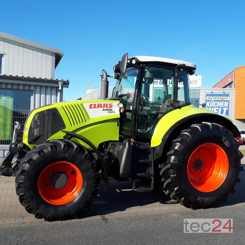 Claas Axion 820 Cis Tractor Used Stuhr 45 815