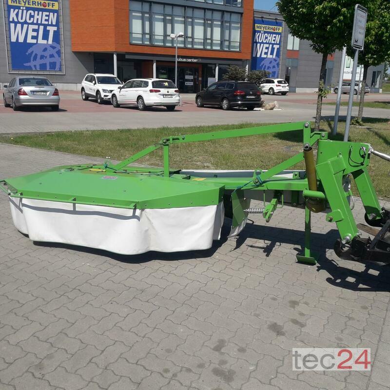 Samasz Z010 1 185 Mower Used Stuhr 1 547
