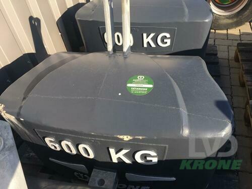Oberberger 600 Kg Innovation Baujahr 2018 Spelle