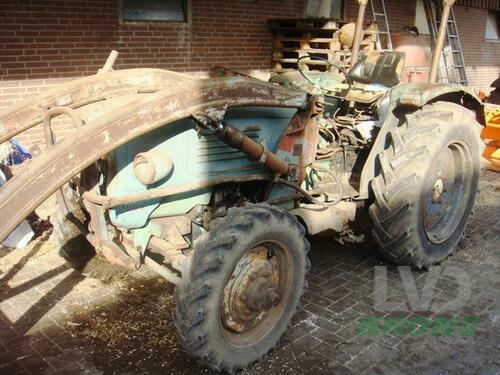 Oldtimer - Traktor MAN - 4N