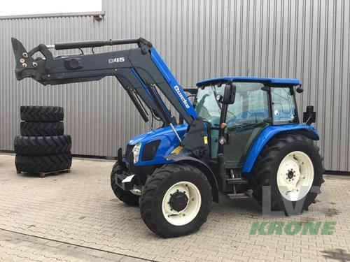 New Holland T 5050 Frontlader Baujahr 2010