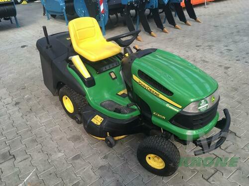 John Deere X130r-10 Baujahr 2010 Spelle