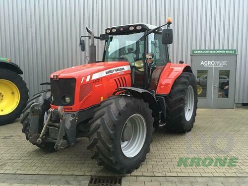 Traktor Massey Ferguson - 7480 Dyna VT