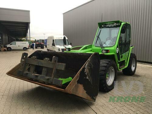 Merlo 34.7 Top Baujahr 2011 Allrad