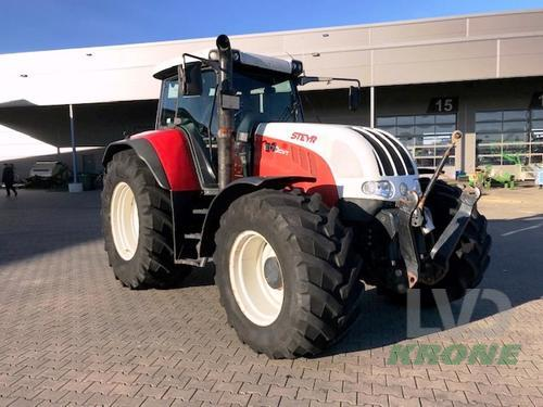 Steyr 6170 Cvt Year of Build 2005 Spelle