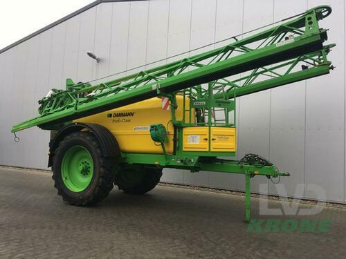 Dammann Anp6036 Rok výroby 2013 Spelle