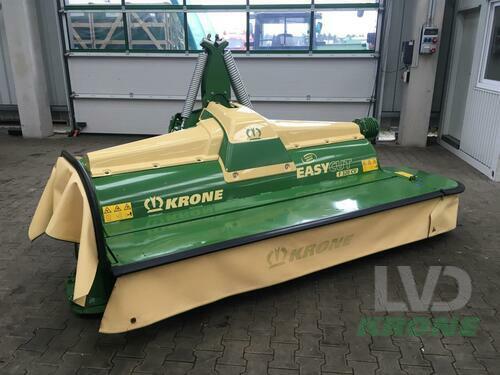 Krone Ec F 320 Cv - Float Baujahr 2018 Spelle