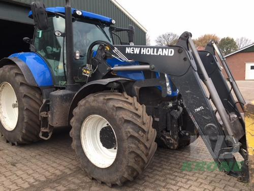 New Holland T 7.250 Autocommand Frontlader Baujahr 2014