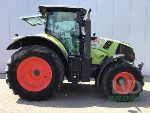 Claas Axion 810 CIS Byggeår 2013 Spelle
