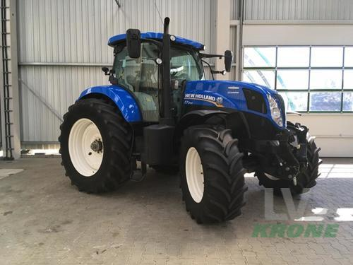 New Holland T 7200 Auto Command Byggeår 2015 Spelle