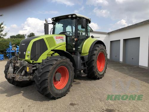 Claas Axion 820 Cmatic Year of Build 2018 Spelle