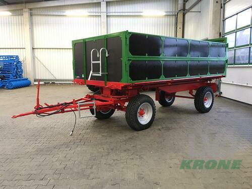 Tipper/Dumper - Trailed Bergmann - D100 - 5,7 to
