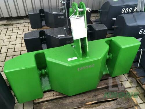 Schüring 1.200 Kg Godina proizvodnje 2019 Spelle