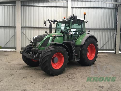 Fendt 720 Vario Profi Year of Build 2014 4WD