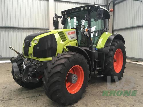 Claas Axion 870 Year of Build 2018 4WD