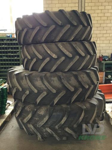 Michelin 420r28 & 18.4r38 Spelle