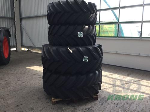 Michelin 520r28 & 650r38 Spelle