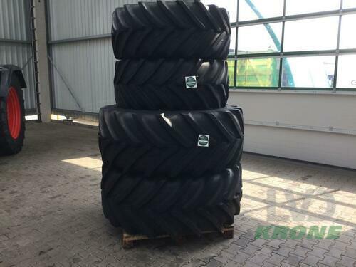 Michelin 520r28 & 650r38