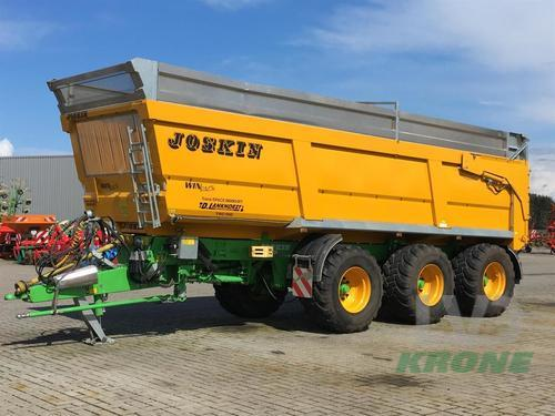 Joskin 8000/27 Trc 150 Year of Build 2019 Spelle