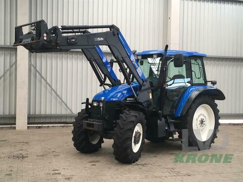 New Holland - TS 115 FL