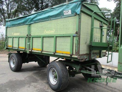 Krone Dk 240/18 Baujahr 2003 Spelle