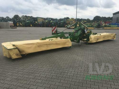 Krone EC 9140 & EC 32P