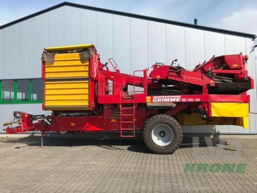 Grimme Se 150/60 Nbr Year of Build 2010 Spelle