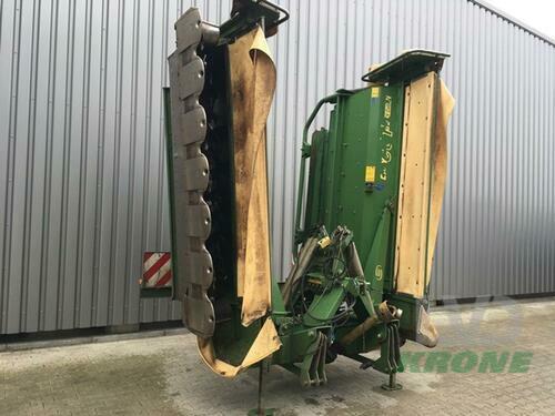 Krone Ec 9140 Cv Collect Baujahr 2012 Spelle
