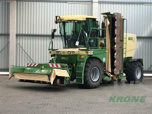 Krone Big M 420 Bouwjaar 2012 Spelle