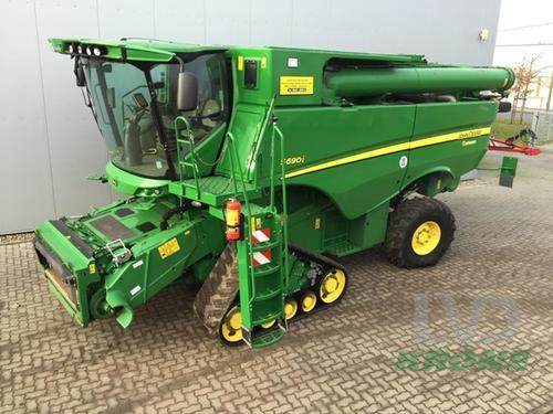 John Deere S 690i Year of Build 2013 4WD