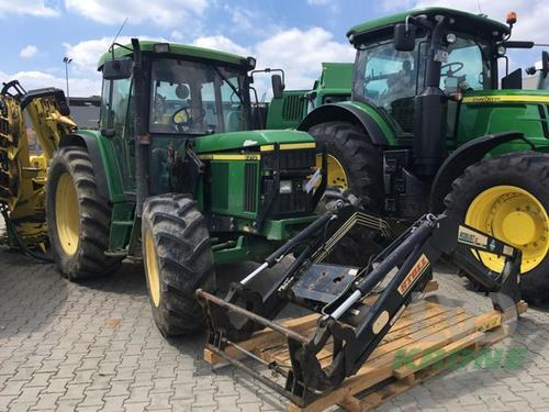 John Deere 6210 SE Front Loader Year of Build 2001