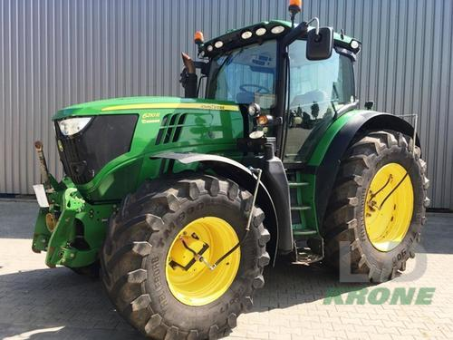 John Deere 6210R Year of Build 2014 Spelle