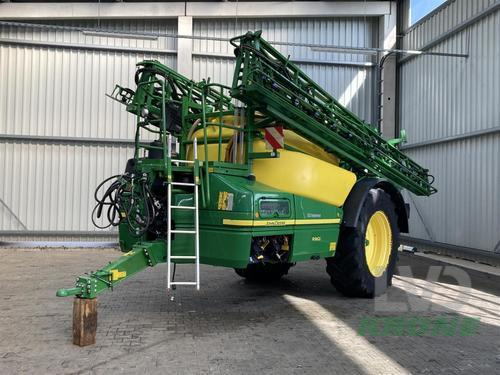 John Deere R 962i Year of Build 2014 Spelle