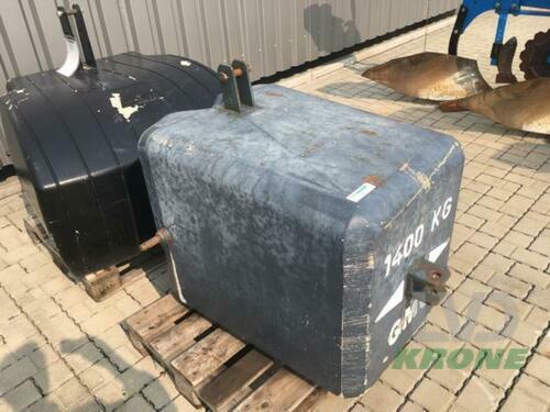 GMC 1400 kg