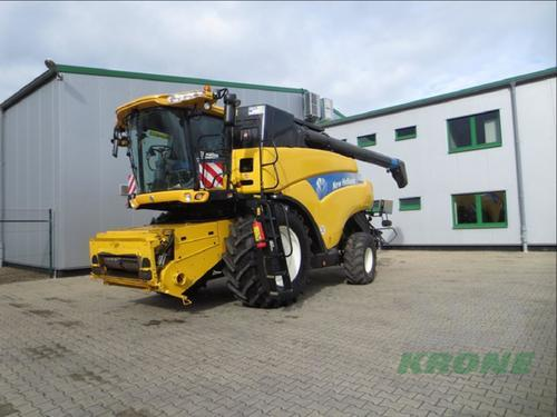 New Holland CR 9080 Baujahr 2011 Spelle