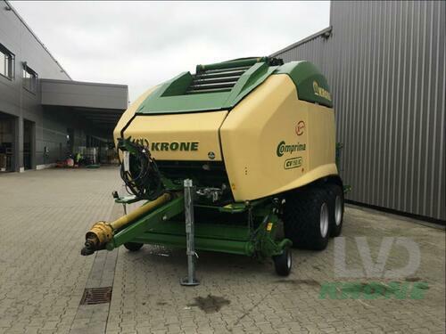Krone Cv 150 Xc X-Treme Baujahr 2015 Spelle