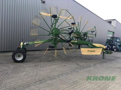 Krone Sw Ts 740 Twin anno di costruzione 2015 Spelle