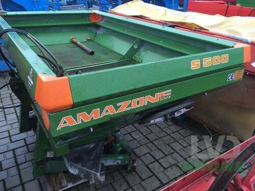 Amazone ZA-M 1500 Compact Bouwjaar 2000 Spelle