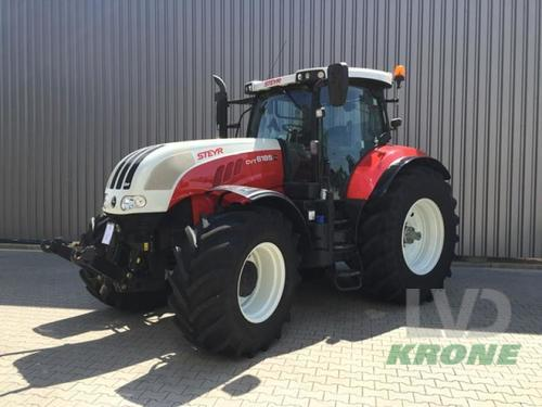 Steyr Cvt 6185 Year of Build 2014 4WD