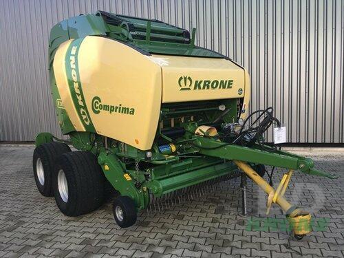 Krone Comprima V210xc Byggeår 2012 Spelle