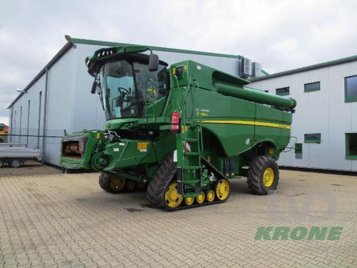 John Deere S 680i Year of Build 2017 Spelle