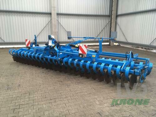 Lemken Heliodor 9-600 K Rok produkcji 2017 Spelle