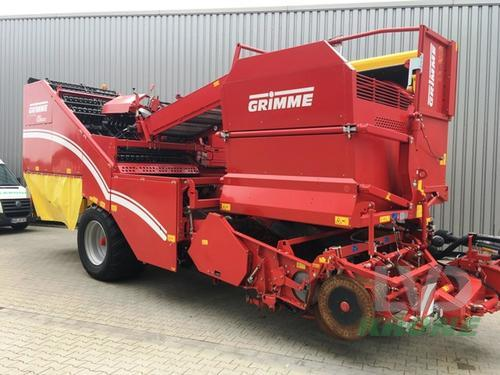 Grimme Se 150-60 Year of Build 2017 Spelle