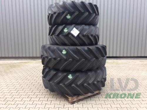 Michelin 480r24 / 520r38 Year of Build 2016 Spelle