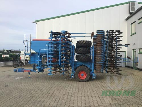 Lemken Compact-Solitair 9/6 Year of Build 2017 Spelle