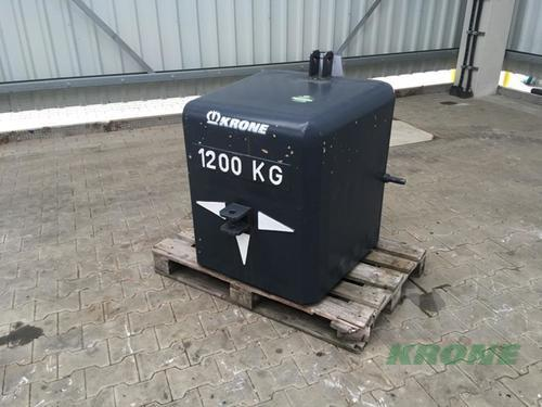 GROWI Gmc 1.200 Kg Año de fabricación 2017 Spelle